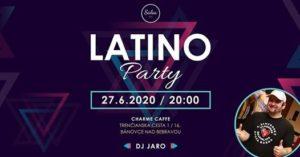 Latino Party. @ Charme Caffe