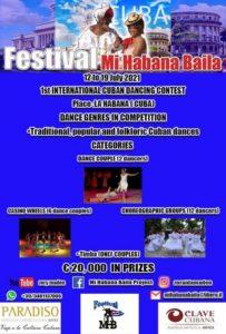 MY Havana DANCE Festival