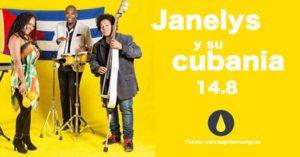 Janelys y su cubania Live in Beija Flor @ Beijaflorpanorama