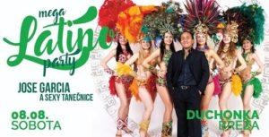 Latino Mega Party @ Duchonka.sk