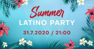 Summer Latino Party @ Charme Caffe