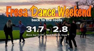 FRESA Dance Weekend - back to the roots @ Music Bar Egypt