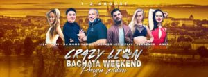 Crazy Lion Bachata Weekend - Prague Edition | 1-2 Aug