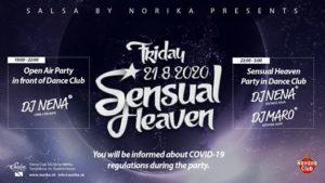 Sensual Heaven @ Salsa by Norika