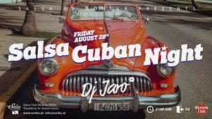 Salsa Cuban NIght @ Salsa by Norika