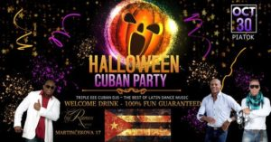 Halloween Cuban Party ! @ ByRamos Studio