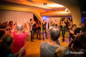 Workshops Rueda de Casino mit Knut Leiß und Sassanito @ La Mambita Salsa Tanzschule
