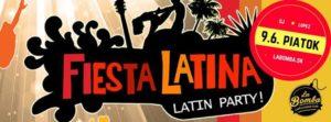 FiESTA LATiNA by DJ LoPEZ - 9.6. piatok @ La Fiesta